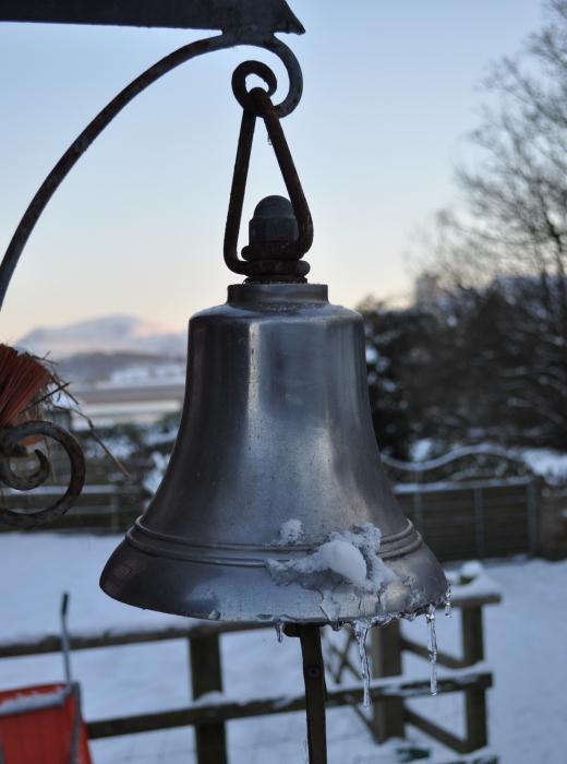 Frozen bell 2010